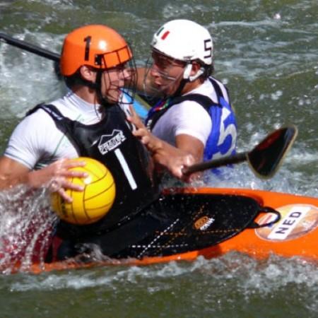 Pagaies kayak polo